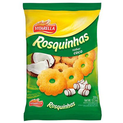 Rosquinhas de Coco - Vitarella - 350g