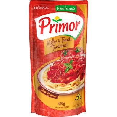 Molho de Tomate - Primor - 340g