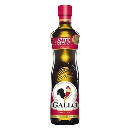 Azeite de Oliva - Tipo Único - Gallo - 250ml