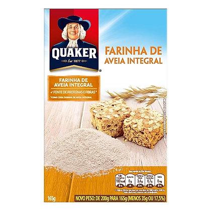 Farinha de Aveia Integral - Quaker - 165g