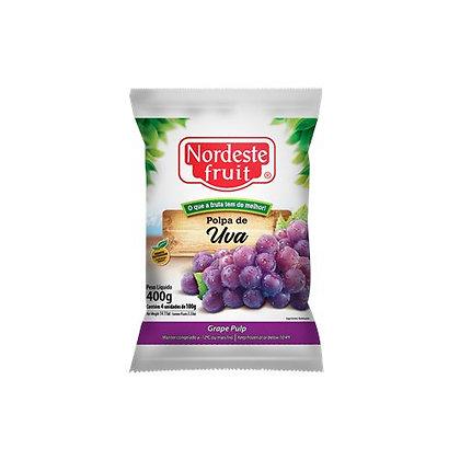 Polpa de Uva - Nordeste Fruit - 400g