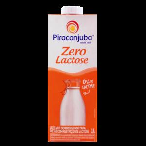 Leite Zero Lactose - Piracanjuba - 1l