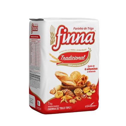 Farinha de Trigo - Finna - 1kg