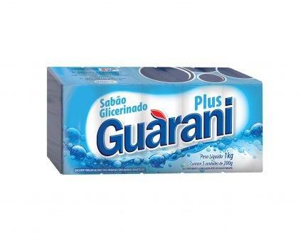 Sabão em barra - Guarani - 1kg