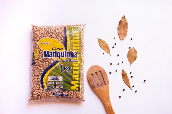 Feijão - Dona Mariquinha - 1kg