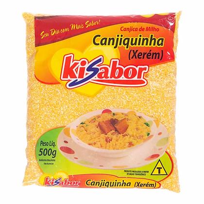 Canjiquinha (Xerém) - KiSabor - 500g
