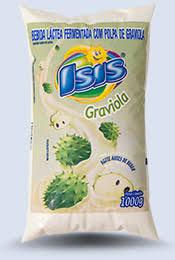 Bebida Láctea - Graviola - Isis - 1l