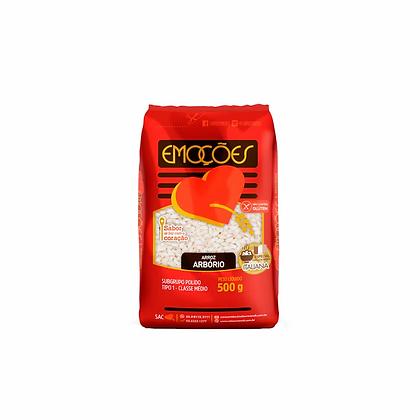 Arroz Arbório - Emoções - 500g