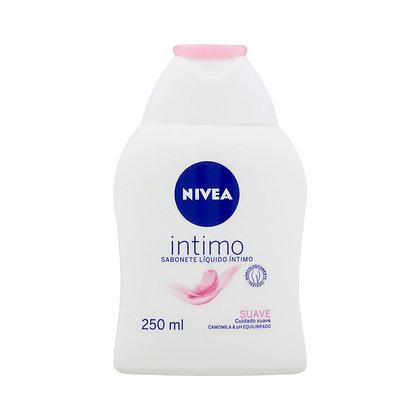 Sabonete Líquido Íntimo - Suave - Nivea - 250ml