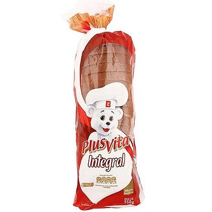 Pão de Forma Integral - Plusvita - 500g