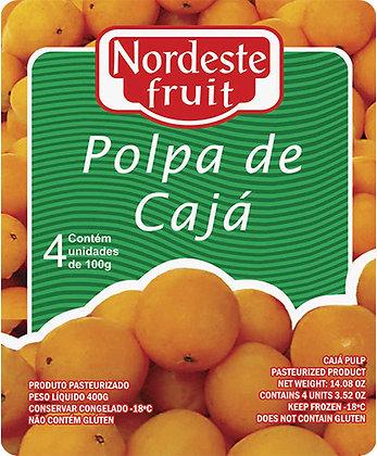 Polpa de Cajá - Nordeste Fruit - 400g
