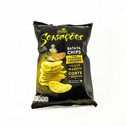 Batata - Elma Chips - 45g