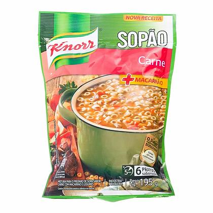 Sopão - Carne - Knorr - 195g
