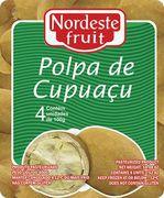 Polpa de Cupuaçu - Nordeste Fruit - 400g