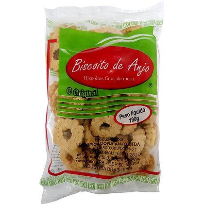 Biscoito de Anjo - Original - 190g