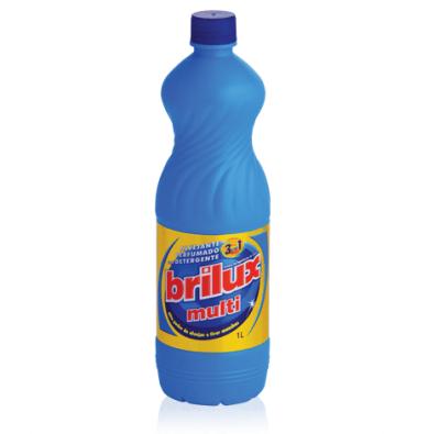 Água sanitária - Multi - Brilux - 1l