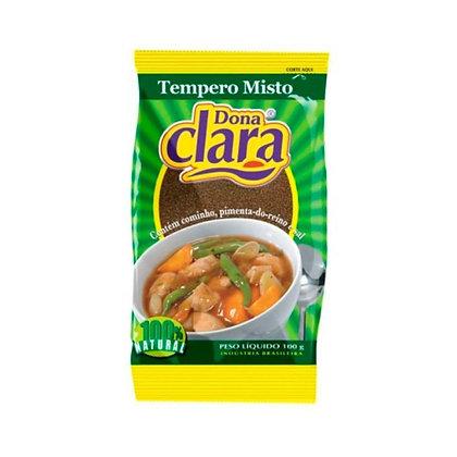 Tempero Misto - Dona Clara - 100g