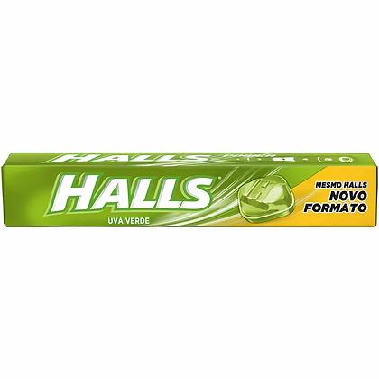 Halls Uva Verde - 28g