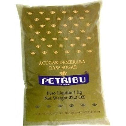 Açúcar Demerara - Petribu - 1kg