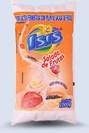 Bebida Láctea - Salada de Frutas - Isis - 1l
