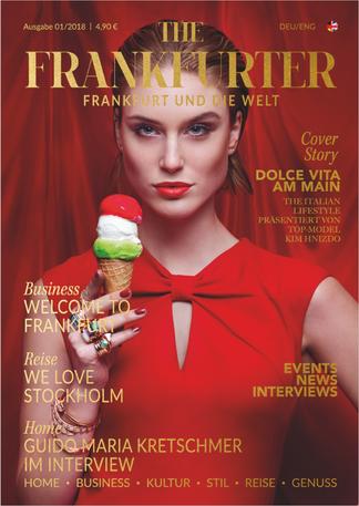 The Frankfurter Covershooting