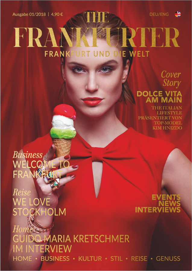 The Frankfurter Covershooting