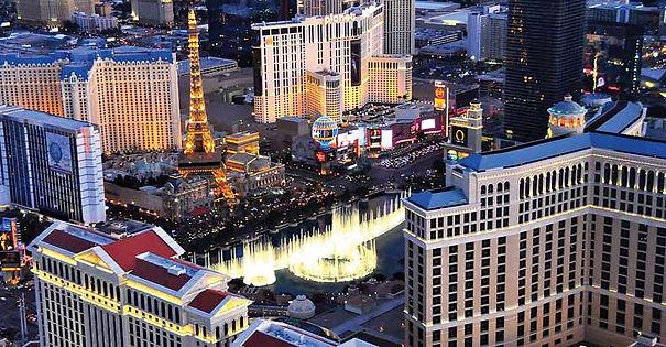 Eskuvo Las Vegasban