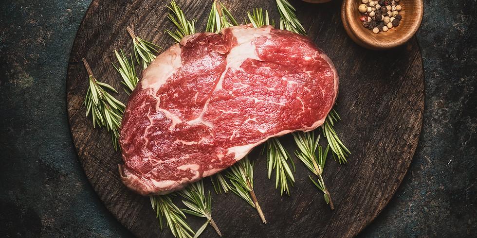 Das perfekte Steak I