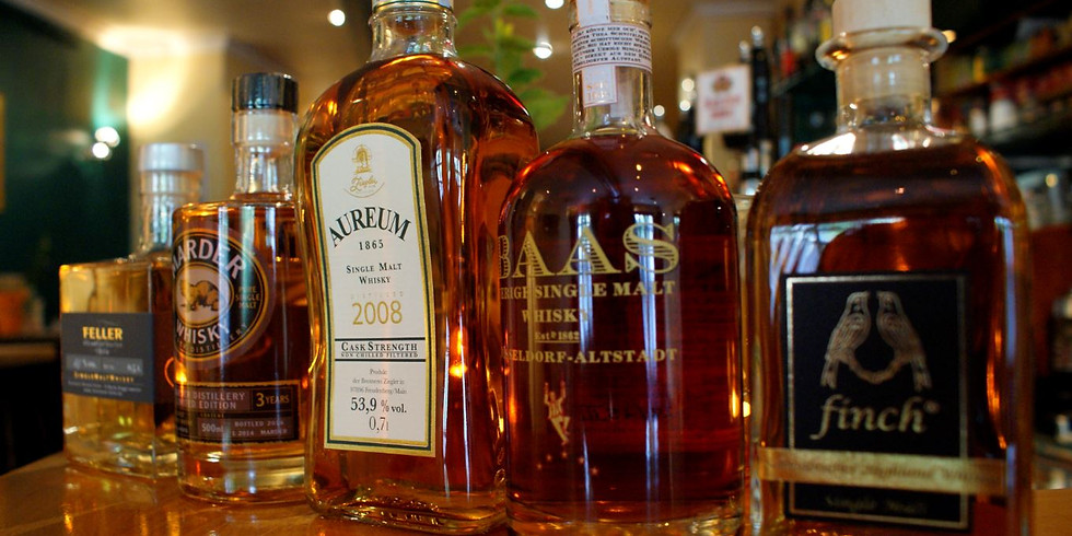 Whisky-Tasting mit Kay Hoffmann