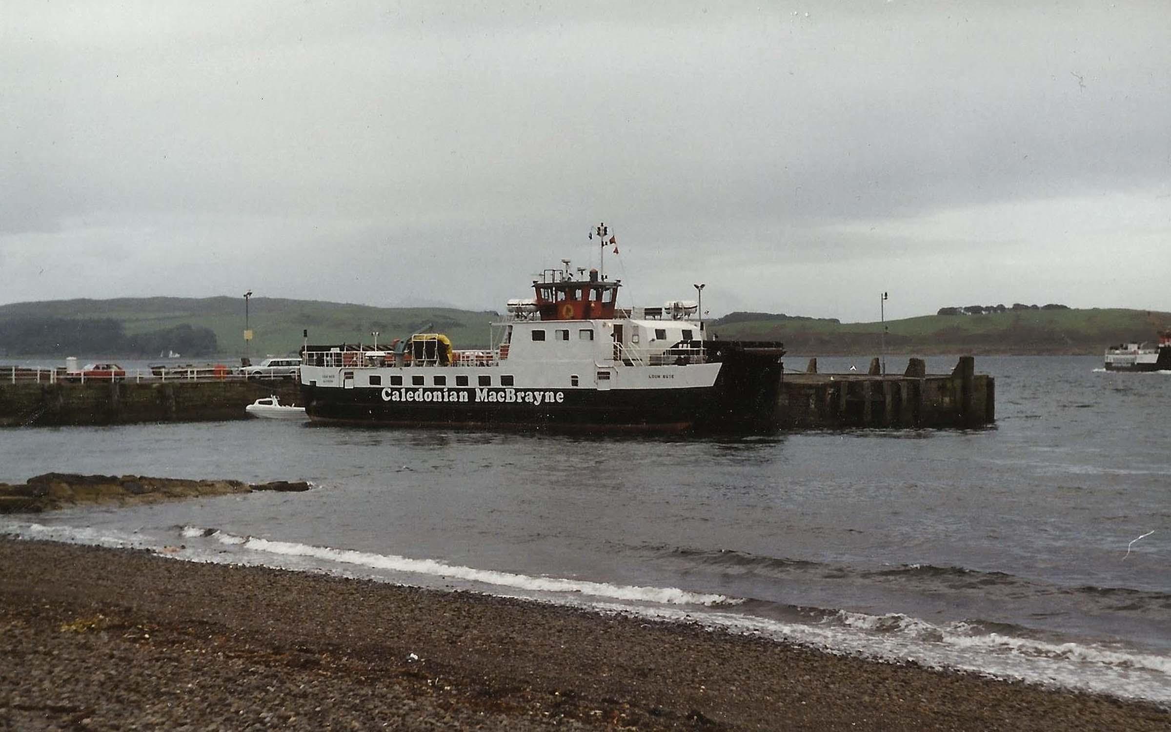 Loch Buie at Largs (Iain McPherson)
