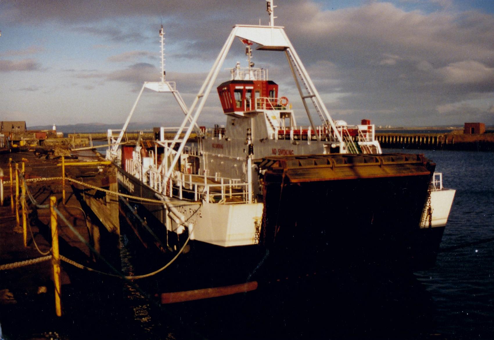 Loch Fyne at Troon (Jim Aikman Smith)