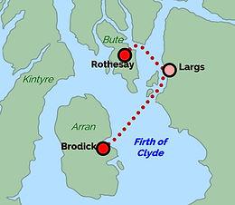 Rothesay - Brodick