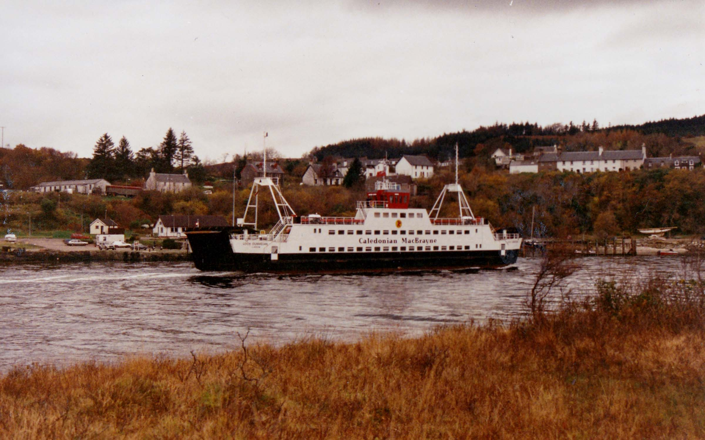 Loch Dunvegan approaching Lochaline (Jim Aikman Smith)