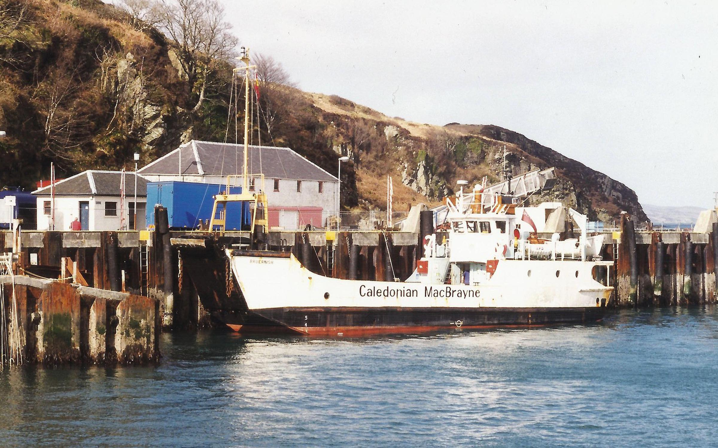 Bruernish at Port Askaig (Iain McPherson)