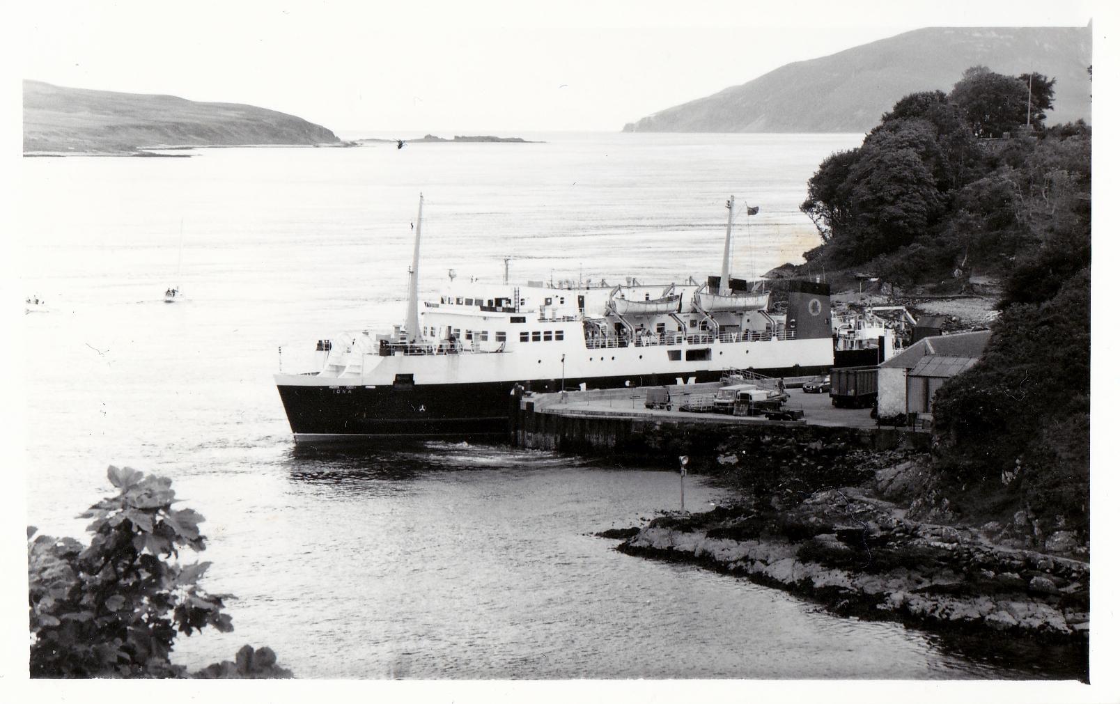 Iona at Port Askaig (Jim Aikman Smith)