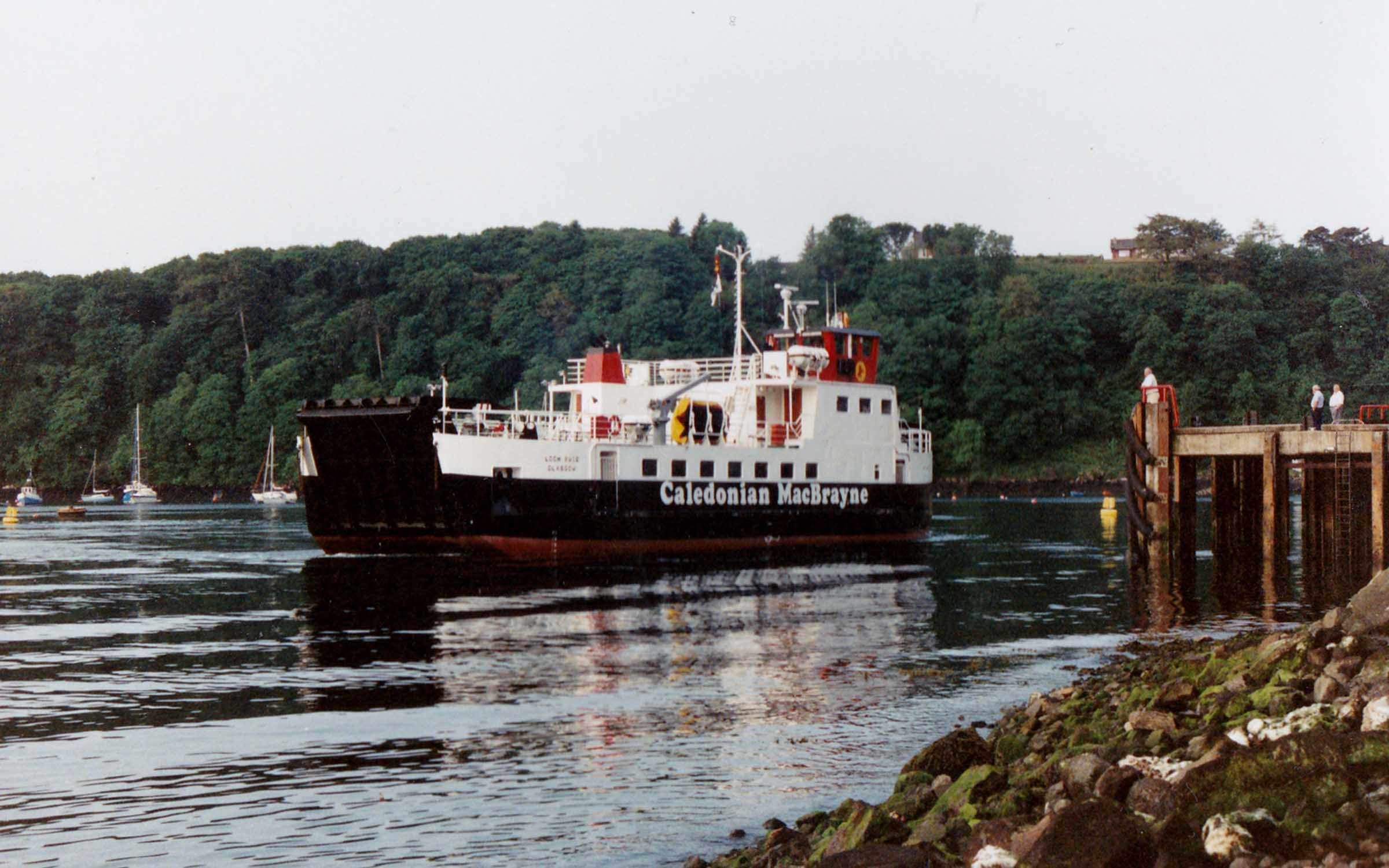 Loch Buie at Tobermory (Jim Aikman Smith)