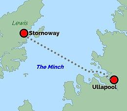 Ullapool - Stornoway (Freight Service)