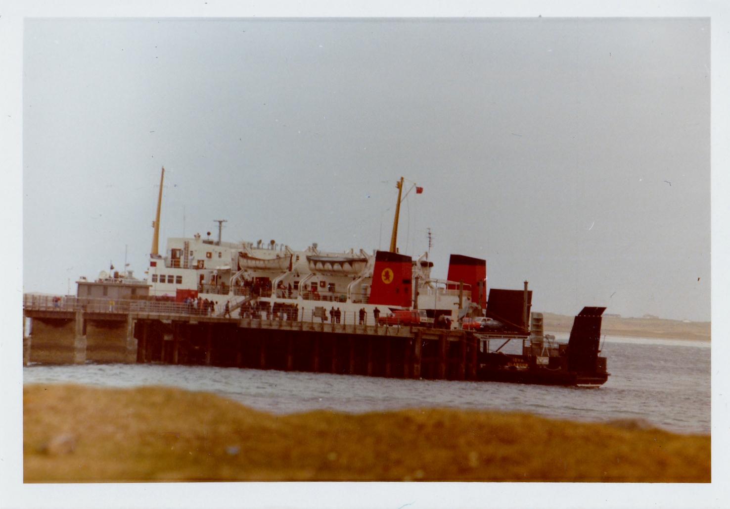 Iona at Tiree (Jim Aikman Smith)