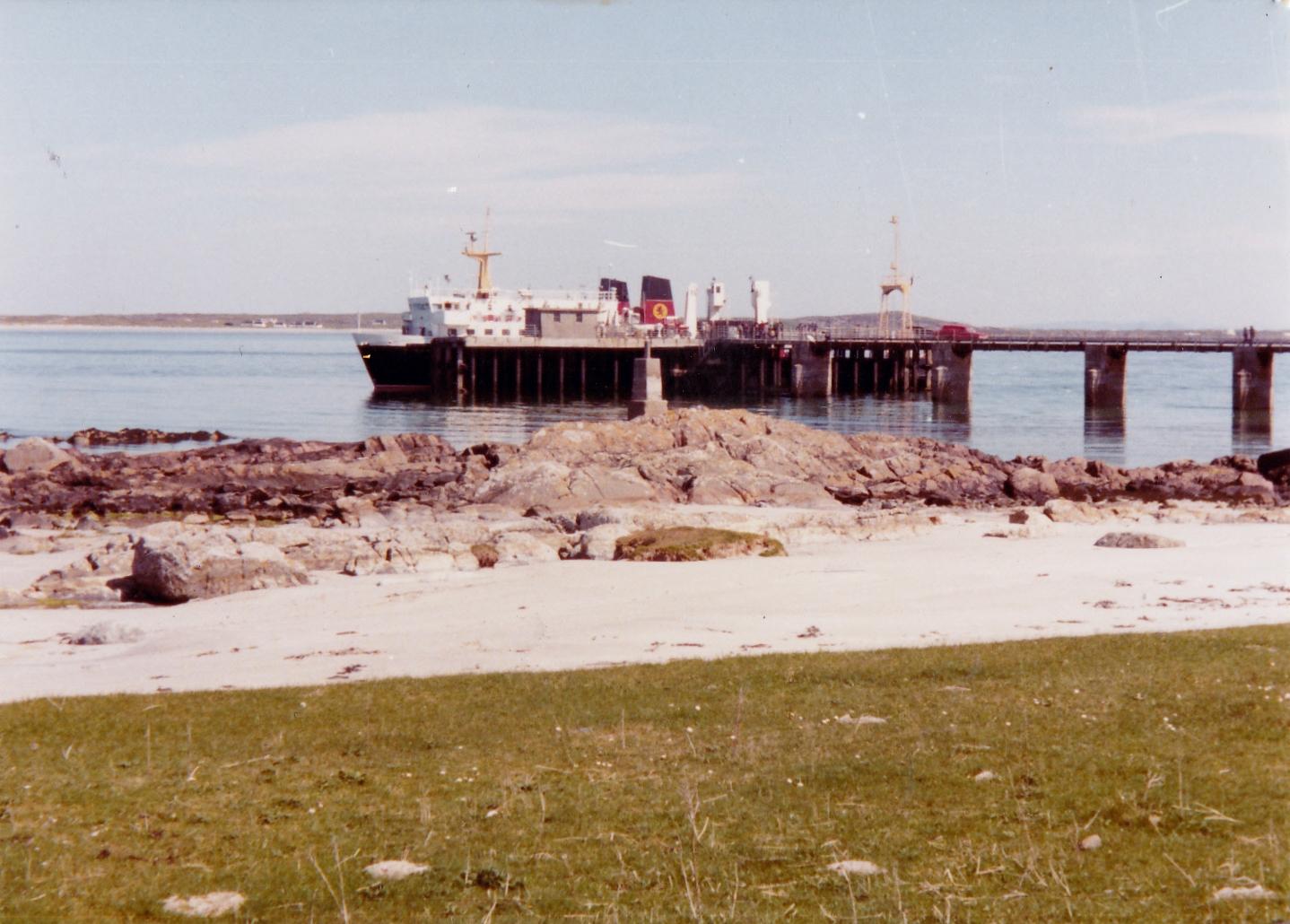 Pioneer at Tiree (Jim Aikman Smith)