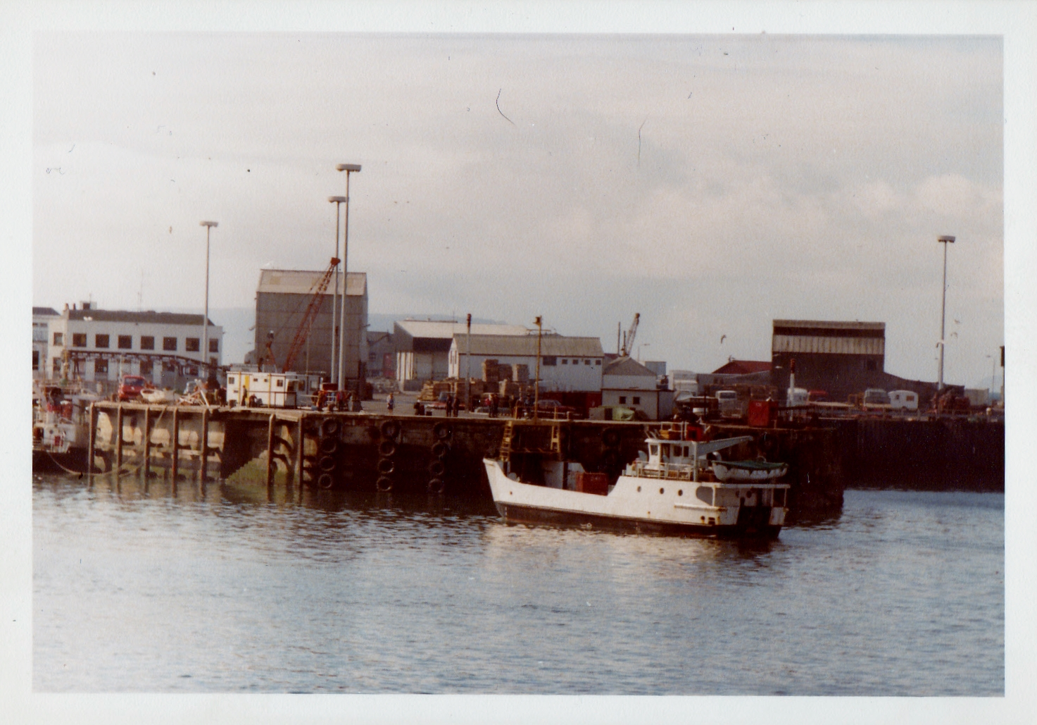 Coll at Mallaig while on Small Isles service (Jim AIkman Smith)