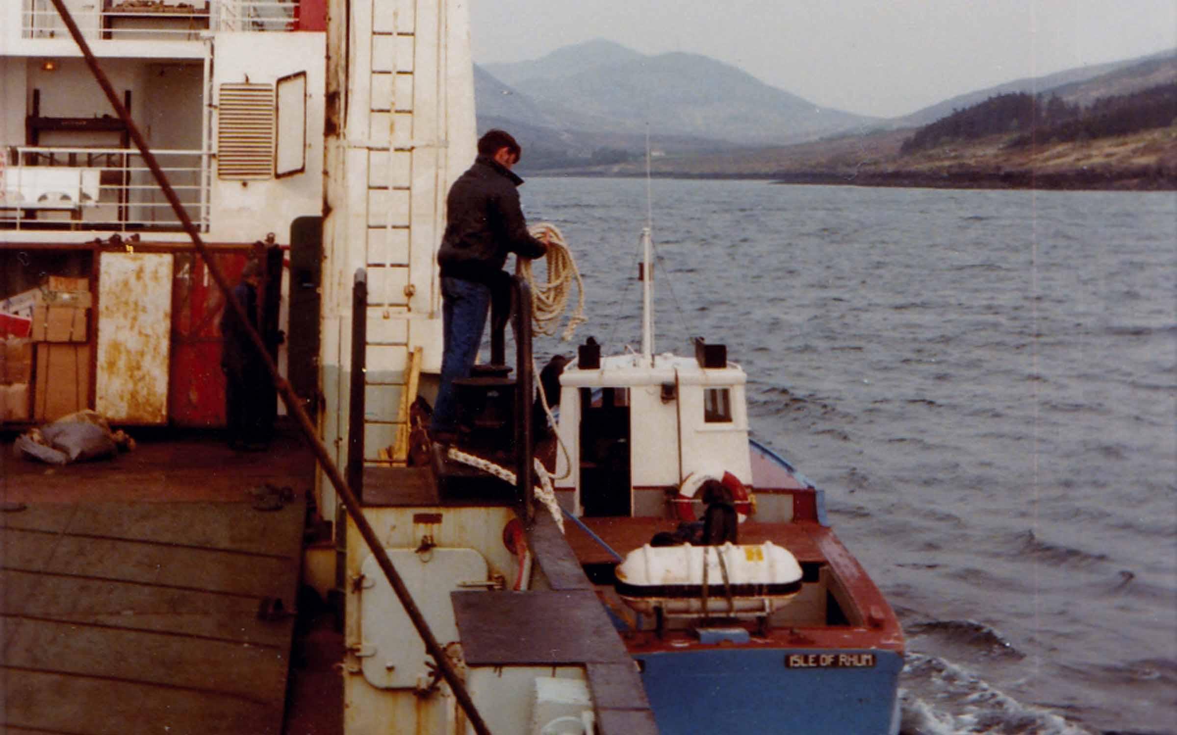 Onboard Pioneer
