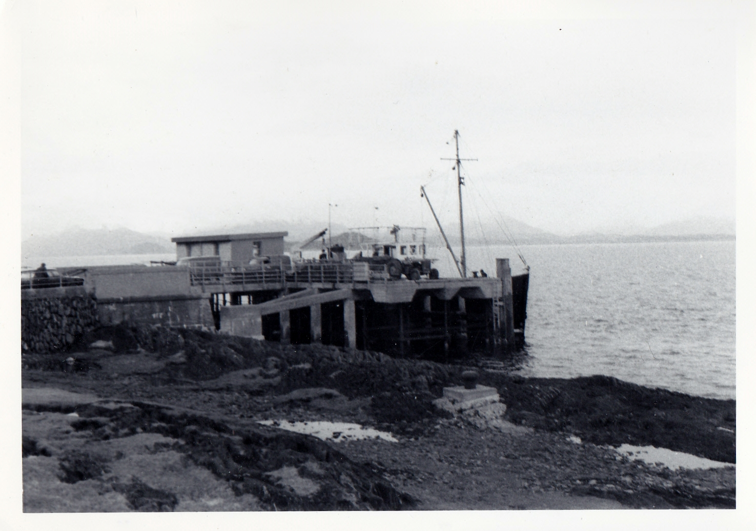 Loch Eynort at Lismore steamer pier (Jim Aikman Smith)