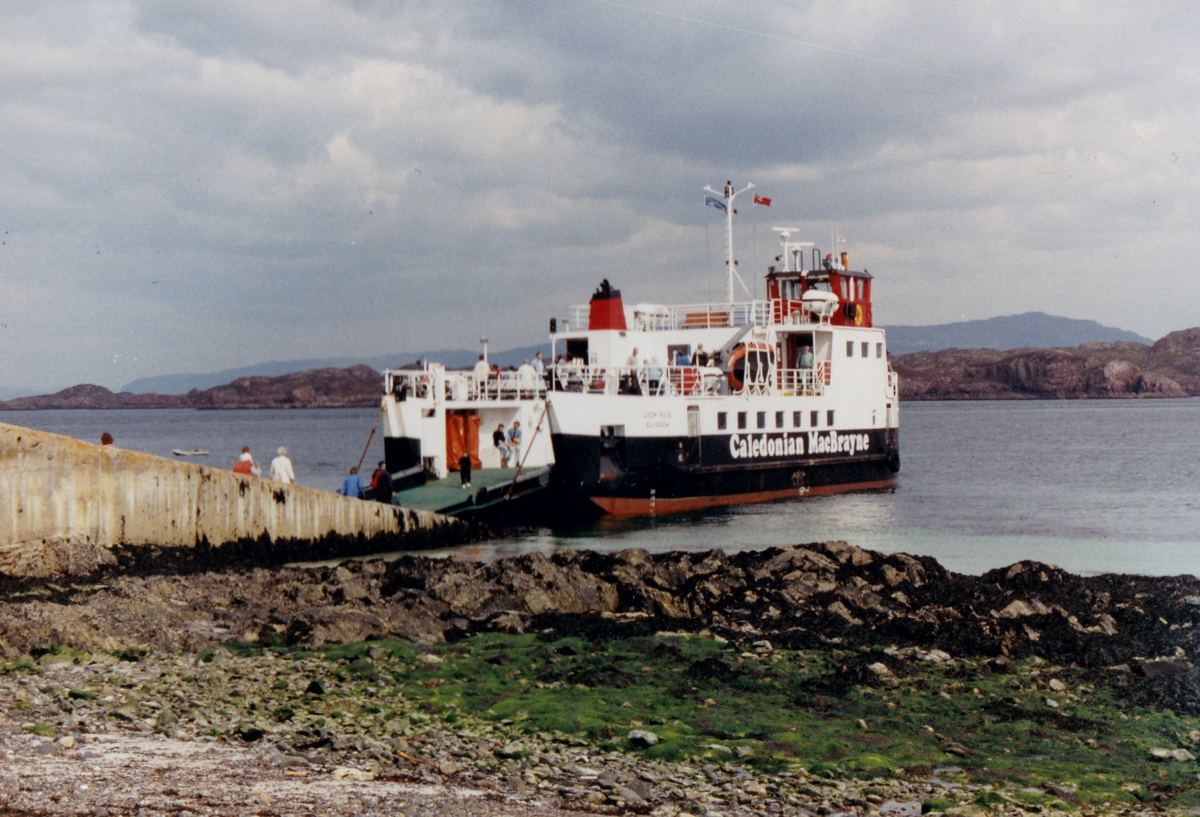 Loch Buie at Iona (Jim Aikman Smith)