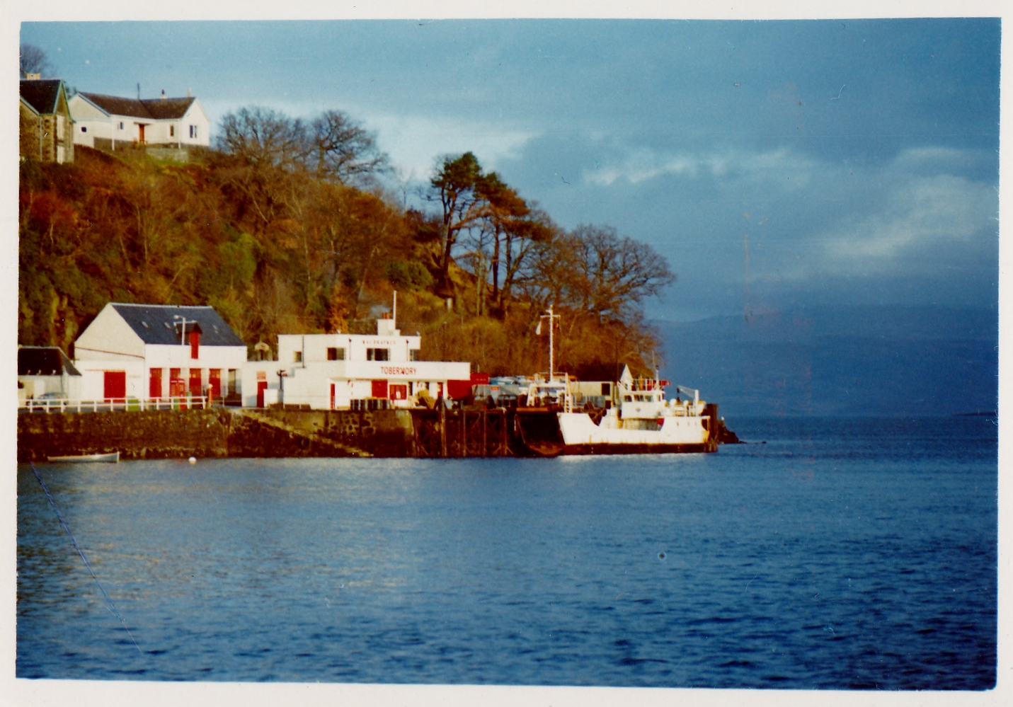 Coll at Tobermory pier (Jim Aikman Smith)