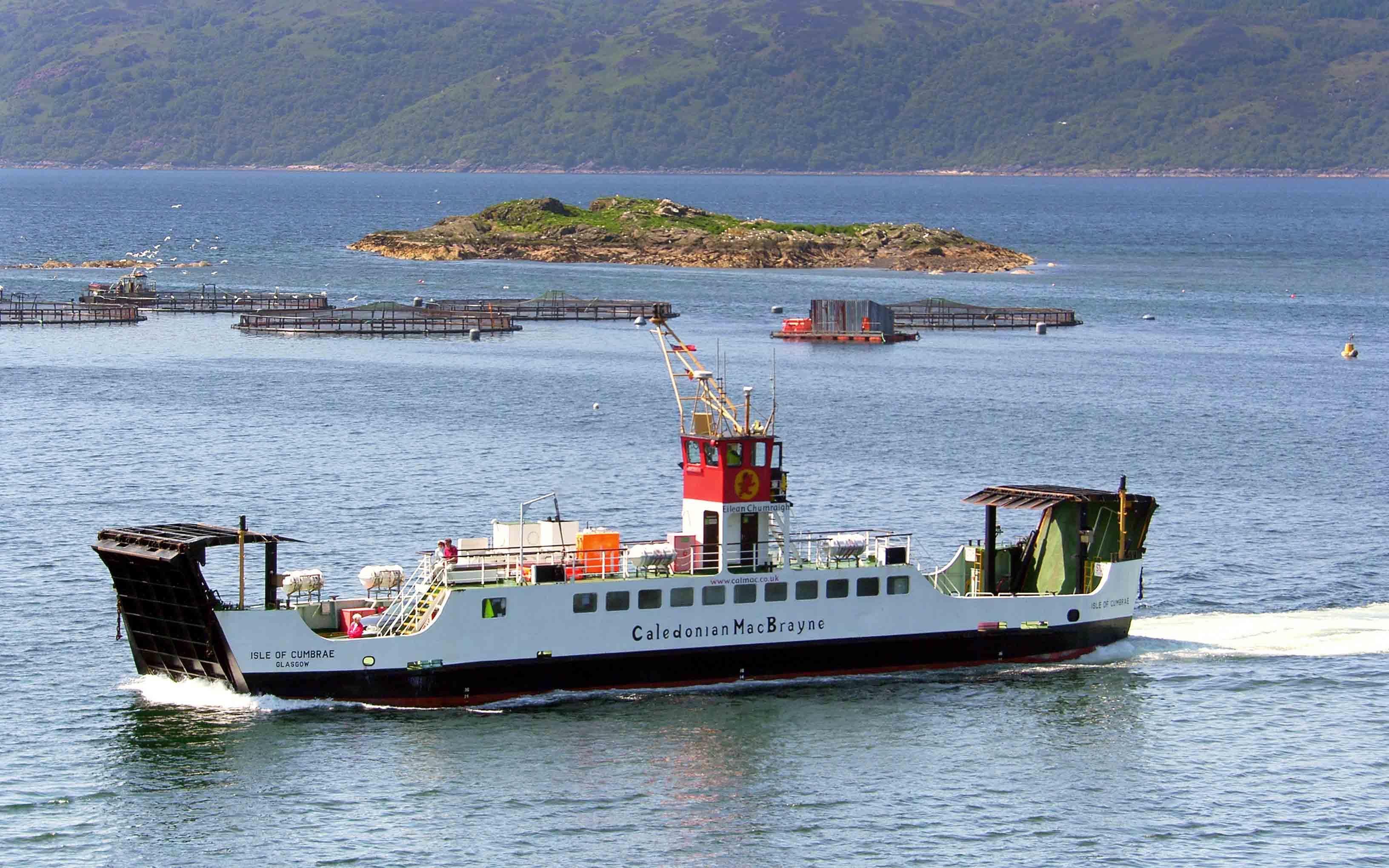 Isle of Cumbrae