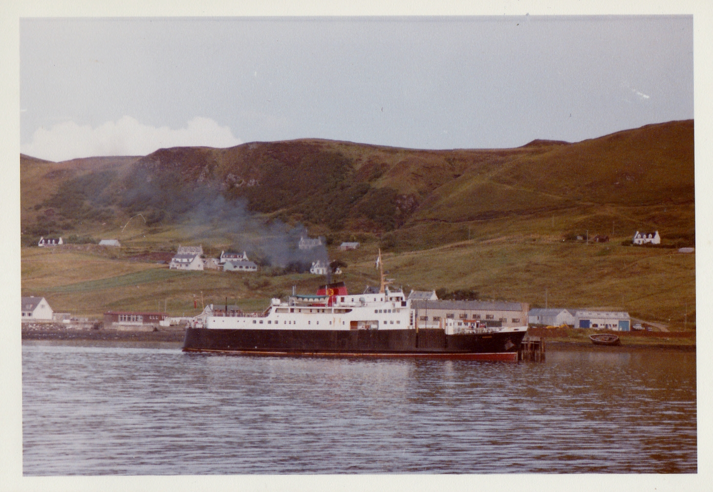 Hebrides at Uig (Jim Aikman Smith)