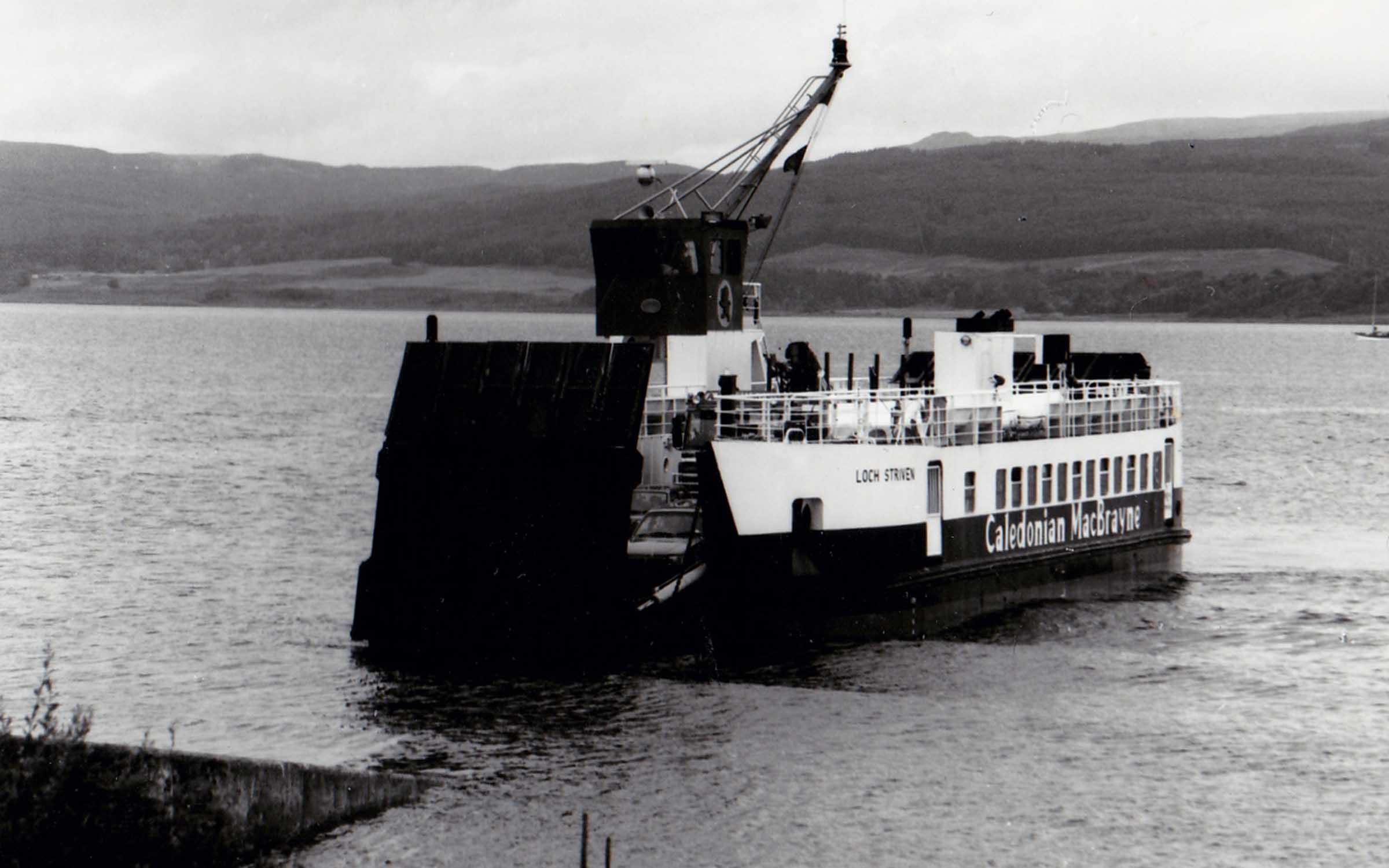 Loch Striven at Fishnish (Jim Aikman Smith)