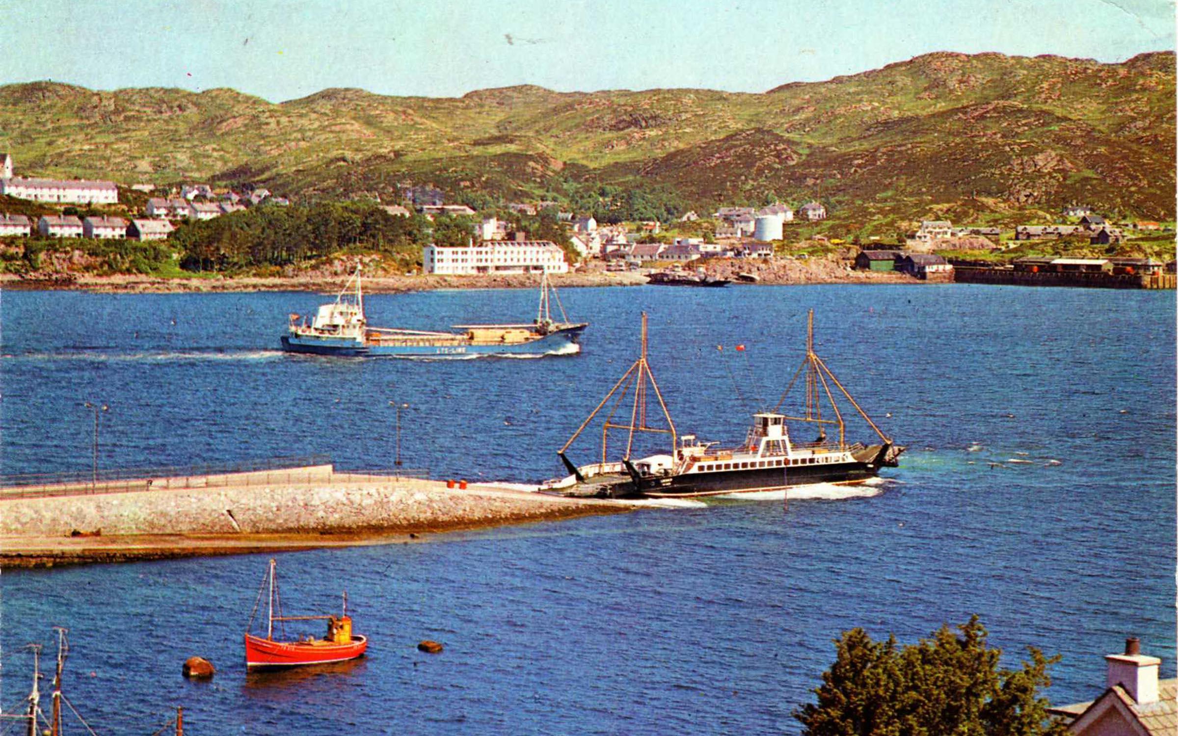 Lochalsh at Kyleakin
