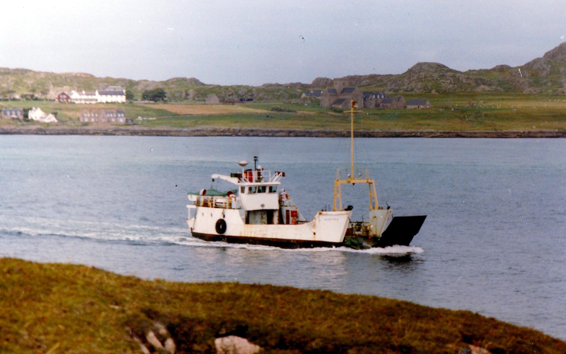 Morvern in the Sound of Iona (Jim Aikman Smith)
