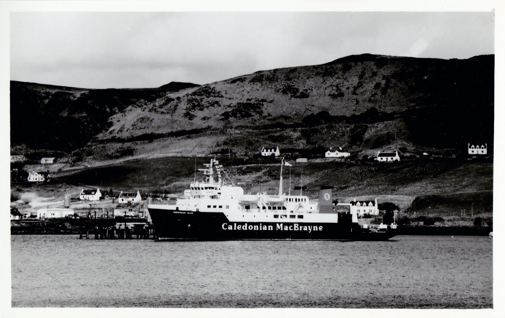 Hebridean Isles at Uig (Jim Aikman Smith)